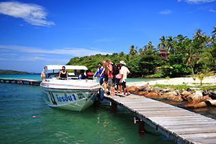Speedboat Magic Resort Koh Chang