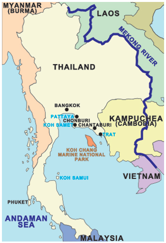 Koh Chang Guide Koh Chang Information Travel Guide to Koh Chang